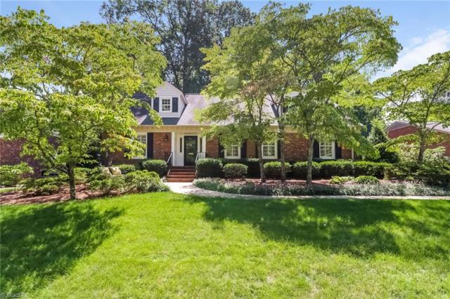 1605 Alderman Drive, Greensboro, NC 27408 (MLS #901453) :: Kristi Idol with RE/MAX Preferred Properties