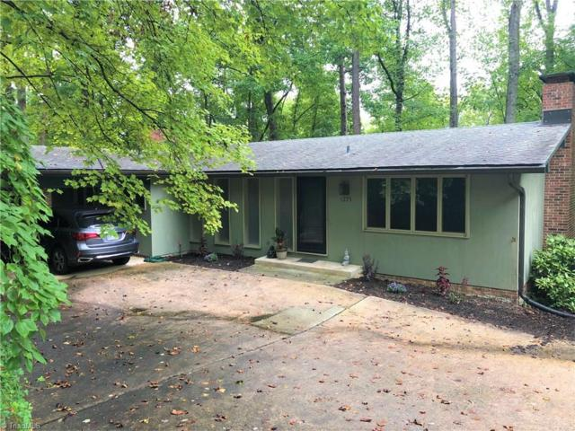 1275 Westminster Drive, High Point, NC 27262 (MLS #901503) :: Kristi Idol with RE/MAX Preferred Properties