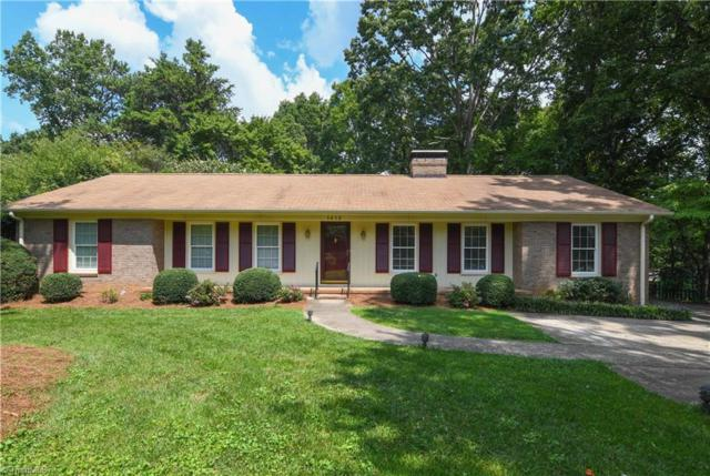 1412 Hobbs Road, Greensboro, NC 27410 (MLS #901673) :: Kristi Idol with RE/MAX Preferred Properties