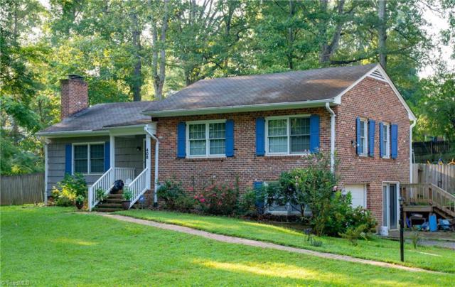 408 Wake Drive, Winston Salem, NC 27106 (MLS #901680) :: Kristi Idol with RE/MAX Preferred Properties