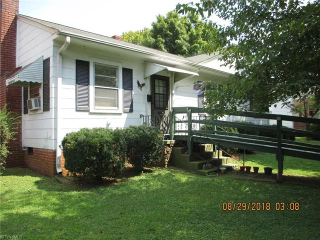 17 Grimes Circle, Lexington, NC 27292 (MLS #901688) :: The Temple Team