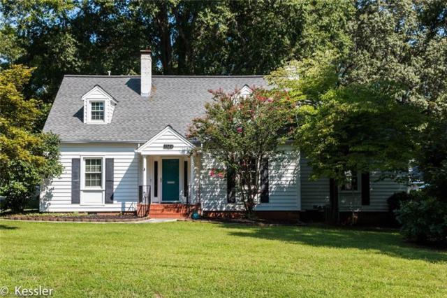 1127 W Front Street, Burlington, NC 27215 (MLS #901690) :: Kristi Idol with RE/MAX Preferred Properties