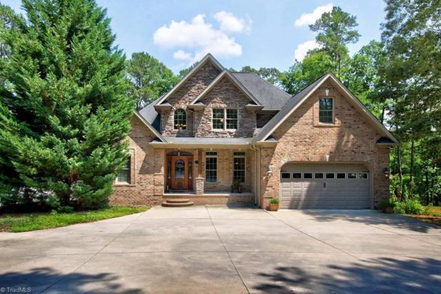 1122 Emerald Bay Drive, Salisbury, NC 28146 (MLS #901725) :: RE/MAX Impact Realty