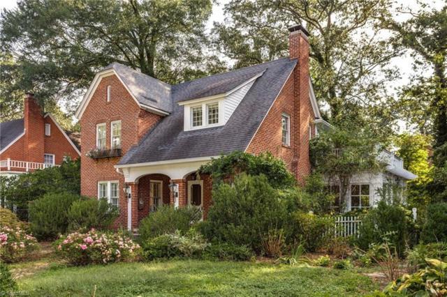 304 N Chapman Street, Greensboro, NC 27403 (MLS #901750) :: Kristi Idol with RE/MAX Preferred Properties