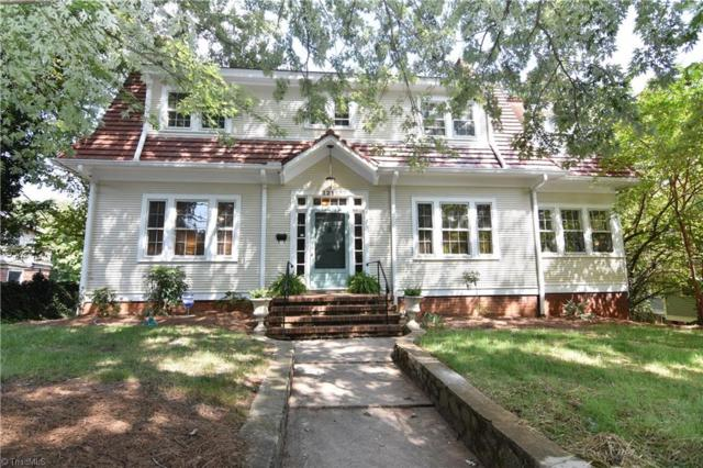 1218 W 4th Street, Winston Salem, NC 27101 (MLS #901806) :: Kristi Idol with RE/MAX Preferred Properties