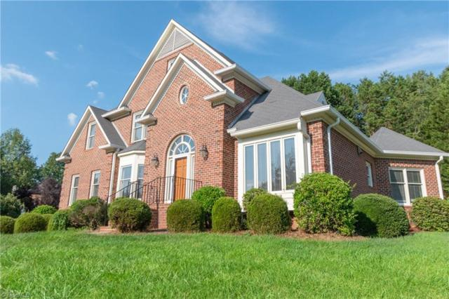 8400 Kinsale Court, Clemmons, NC 27012 (MLS #901808) :: Kristi Idol with RE/MAX Preferred Properties