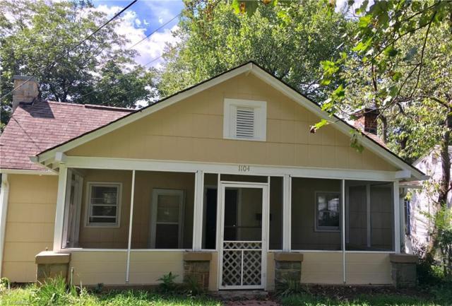 1104 Glenwood Avenue, Greensboro, NC 27403 (MLS #901921) :: Kristi Idol with RE/MAX Preferred Properties