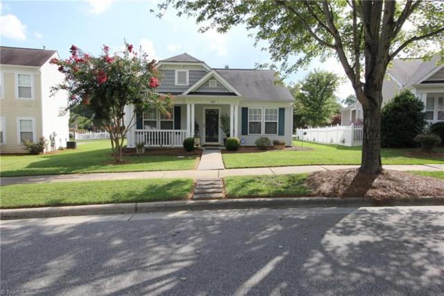 110 Sweetwater Circle, Bermuda Run, NC 27006 (MLS #901983) :: Kristi Idol with RE/MAX Preferred Properties