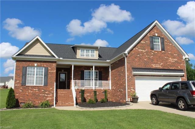 8187 Mcclanahan Drive, Browns Summit, NC 27214 (MLS #901994) :: Kristi Idol with RE/MAX Preferred Properties