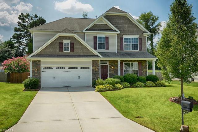 3536 Lamplight Way, High Point, NC 27265 (MLS #902027) :: Kristi Idol with RE/MAX Preferred Properties