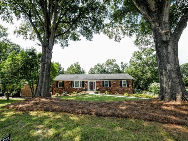 156 Queens Court, Clemmons, NC 27012 (MLS #902103) :: Kristi Idol with RE/MAX Preferred Properties