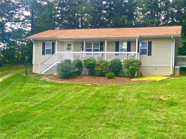 606 Cedar Grove Church Road, Mocksville, NC 27028 (MLS #902123) :: Kristi Idol with RE/MAX Preferred Properties