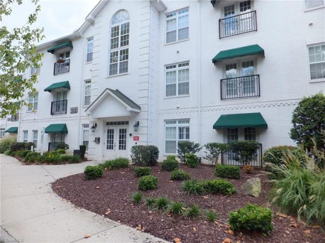 102 Sunset Circle #102, Greensboro, NC 27408 (MLS #902126) :: Kristi Idol with RE/MAX Preferred Properties