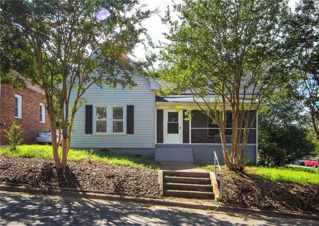 406 Granville Drive, Winston Salem, NC 27101 (MLS #902133) :: HergGroup Carolinas