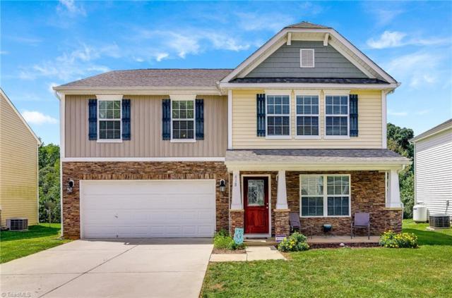 418 Hancock Drive, Kernersville, NC 27284 (MLS #902157) :: Kristi Idol with RE/MAX Preferred Properties