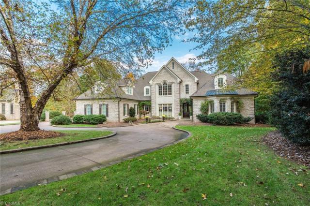 17 Flagship Cove, Greensboro, NC 27455 (MLS #902177) :: Kristi Idol with RE/MAX Preferred Properties