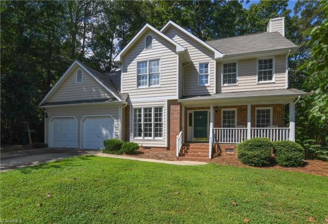 2708 Stonewick Court, Jamestown, NC 27282 (MLS #902243) :: Kristi Idol with RE/MAX Preferred Properties