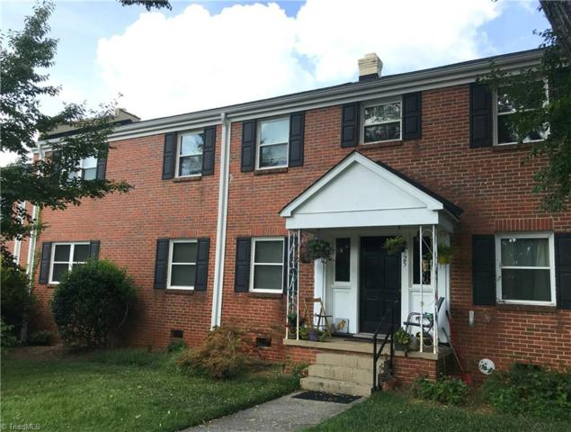 2525 Miller Park Circle A, Winston Salem, NC 27103 (MLS #902385) :: Kristi Idol with RE/MAX Preferred Properties