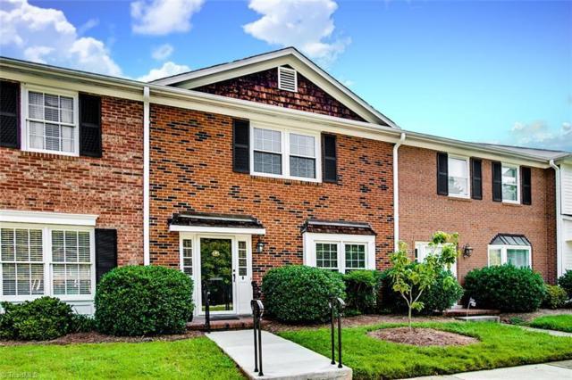 21 Fountain Manor Drive B, Greensboro, NC 27405 (MLS #902517) :: Kristi Idol with RE/MAX Preferred Properties