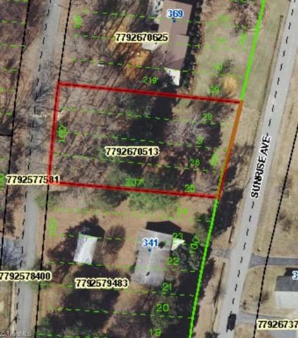 0 Sunrise Avenue, Franklinville, NC 27248 (MLS #902522) :: Kristi Idol with RE/MAX Preferred Properties