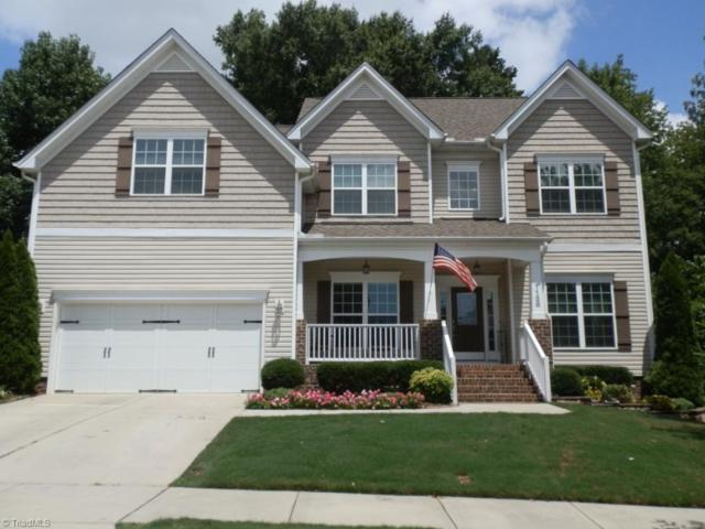 1158 Falkirk Drive, Burlington, NC 27215 (MLS #902532) :: Kristi Idol with RE/MAX Preferred Properties