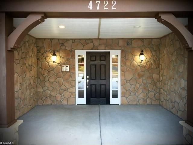 4722 Tatton Park Circle 1C, Winston Salem, NC 27103 (MLS #902549) :: Kristi Idol with RE/MAX Preferred Properties