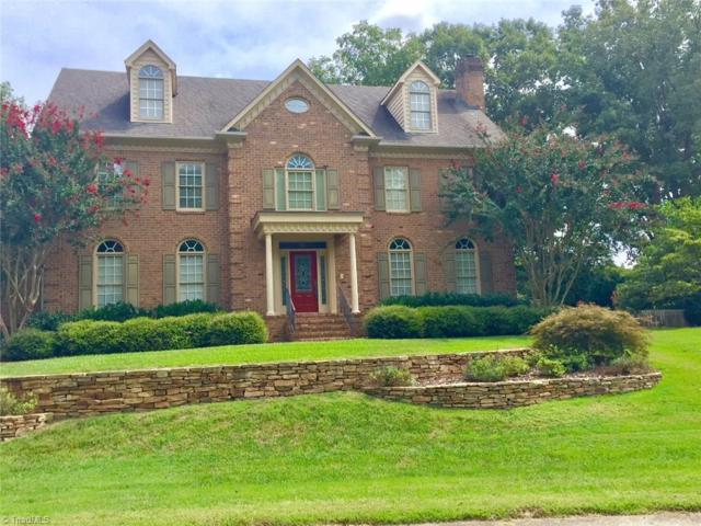 1 Hatteras Court, Greensboro, NC 27455 (MLS #902558) :: Kristi Idol with RE/MAX Preferred Properties