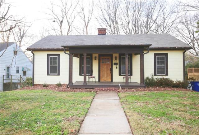 638 Brent Street, Winston Salem, NC 27103 (MLS #902735) :: Kristi Idol with RE/MAX Preferred Properties