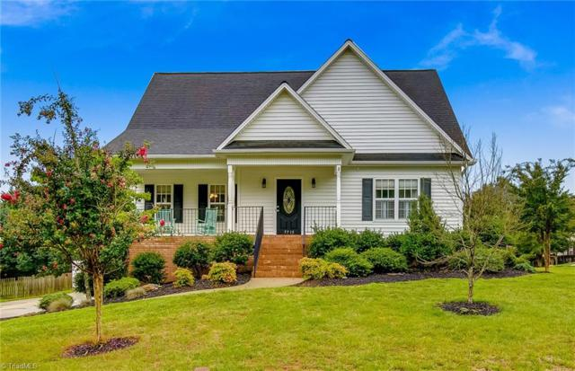 7715 Abington Drive, Kernersville, NC 27284 (MLS #902736) :: Kristi Idol with RE/MAX Preferred Properties