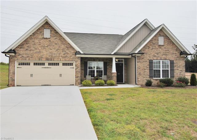 221 Bald Cypress Drive, Winston Salem, NC 27127 (MLS #902843) :: Kristi Idol with RE/MAX Preferred Properties