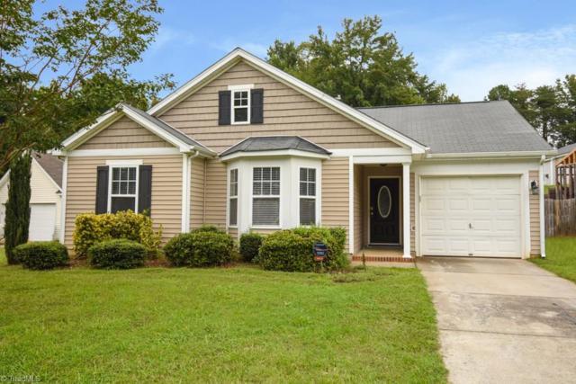 325 Northoaks Drive, Winston Salem, NC 27105 (MLS #902856) :: Kristi Idol with RE/MAX Preferred Properties