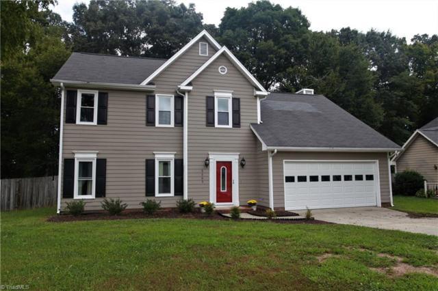 3305 Sparrowhawk Drive, High Point, NC 27265 (MLS #902983) :: Kristi Idol with RE/MAX Preferred Properties