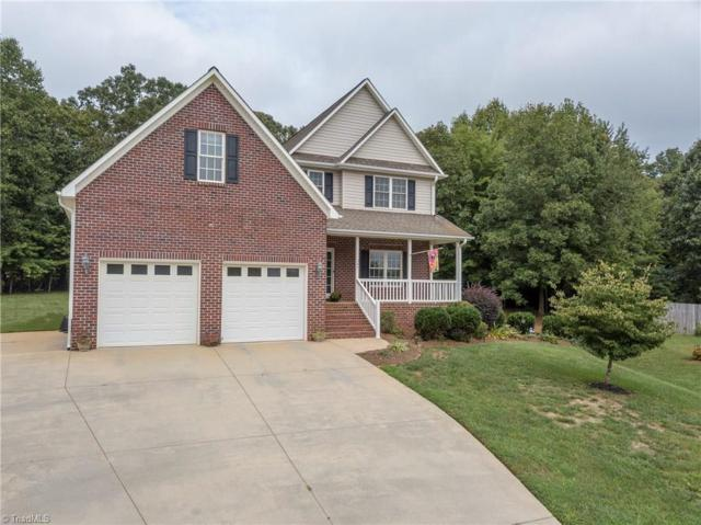 347 Longwood Drive, Advance, NC 27006 (MLS #902984) :: Kristi Idol with RE/MAX Preferred Properties