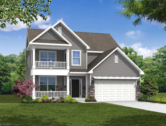 125 Archer Drive, Bermuda Run, NC 27006 (MLS #902990) :: Kristi Idol with RE/MAX Preferred Properties
