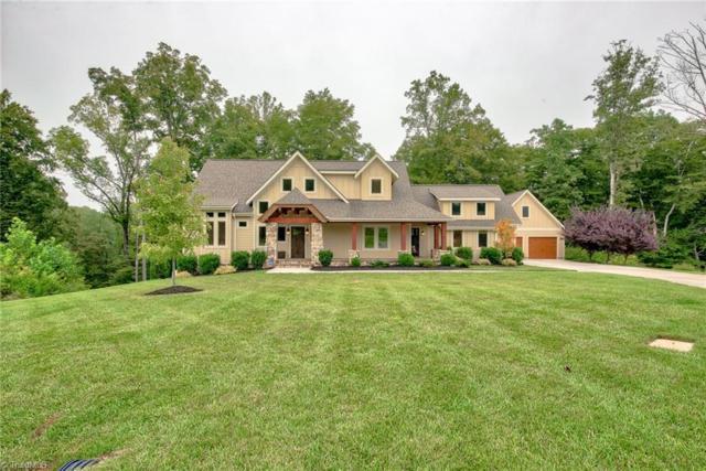 687 Lissara Lodge Drive, Lewisville, NC 27023 (MLS #903047) :: Kristi Idol with RE/MAX Preferred Properties