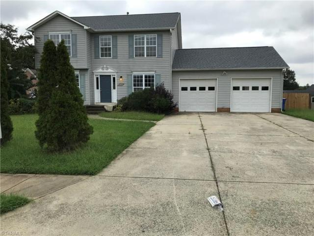 412 Gravelawn Drive, Kernersville, NC 27284 (MLS #903050) :: Kristi Idol with RE/MAX Preferred Properties
