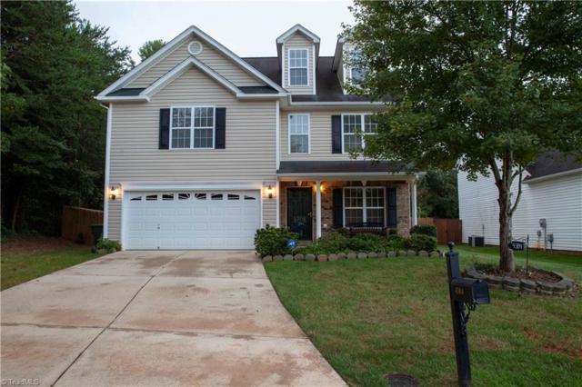 4304 Laurel Creek Drive, Greensboro, NC 27405 (MLS #903061) :: Kristi Idol with RE/MAX Preferred Properties