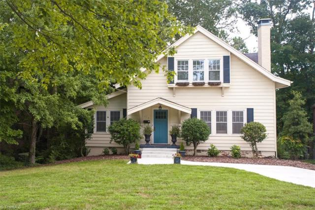 413 Edgedale Drive, High Point, NC 27262 (MLS #903073) :: Kristi Idol with RE/MAX Preferred Properties