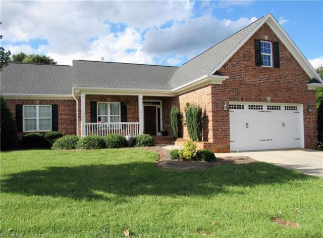 5892 Kenville Green Circle, Kernersville, NC 27284 (MLS #903145) :: Kristi Idol with RE/MAX Preferred Properties