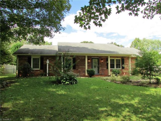 5729 Remington Drive, Winston Salem, NC 27104 (MLS #903209) :: Kristi Idol with RE/MAX Preferred Properties