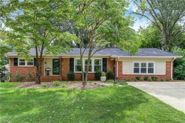 2803 Northampton Drive, Greensboro, NC 27408 (MLS #903211) :: Kristi Idol with RE/MAX Preferred Properties