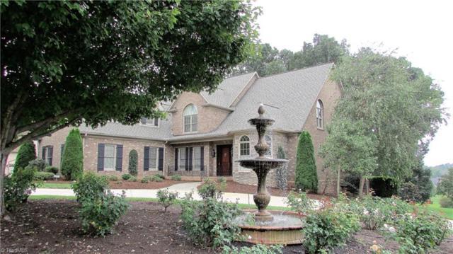 5570 Brookberry Farm Road, Winston Salem, NC 27106 (MLS #903270) :: Kristi Idol with RE/MAX Preferred Properties