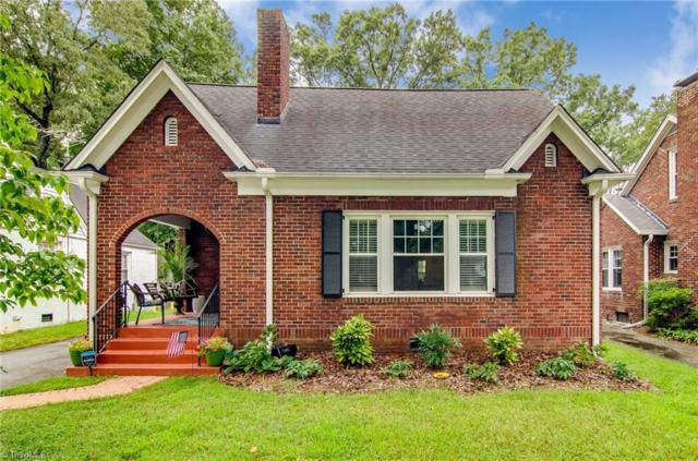 2511 Sylvan Road, Greensboro, NC 27403 (MLS #903274) :: Kristi Idol with RE/MAX Preferred Properties