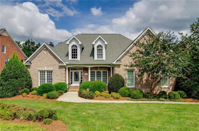 203 Pearce Drive, Jamestown, NC 27282 (MLS #903297) :: Kristi Idol with RE/MAX Preferred Properties