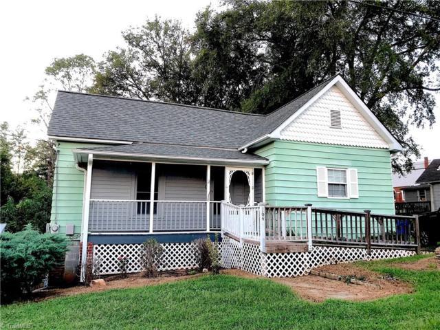 164 Joyner Street, Cooleemee, NC 27014 (MLS #903305) :: Kristi Idol with RE/MAX Preferred Properties
