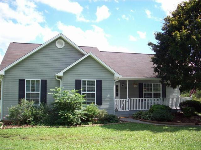 3813 Spring Branch Drive, Winston Salem, NC 27107 (MLS #903311) :: Kristi Idol with RE/MAX Preferred Properties