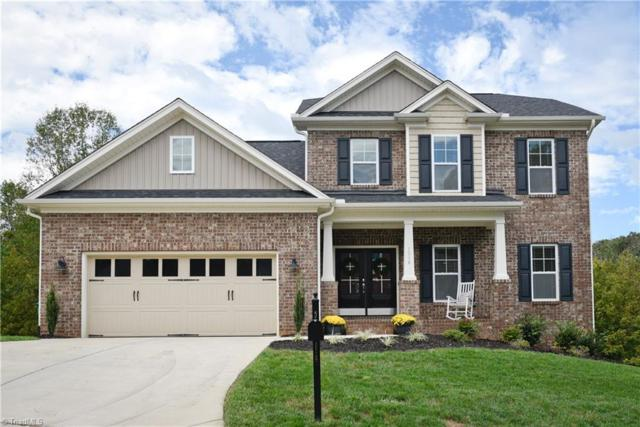 1310 Meadowgate Lane, Lewisville, NC 27023 (MLS #903317) :: Kristi Idol with RE/MAX Preferred Properties