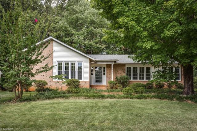 306 Village Lane, Greensboro, NC 27409 (MLS #903383) :: HergGroup Carolinas