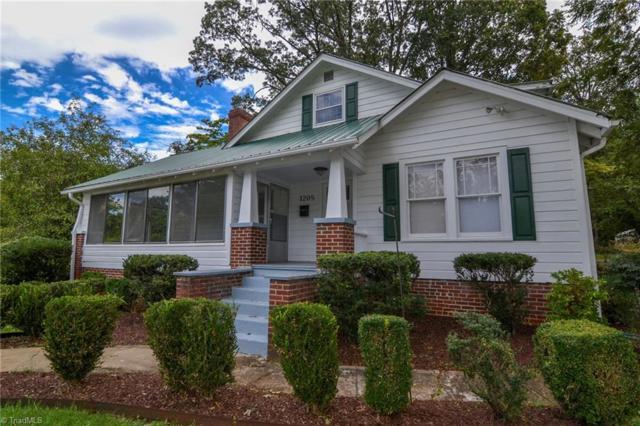 1205 Ebert Street, Winston Salem, NC 27103 (MLS #903445) :: Kristi Idol with RE/MAX Preferred Properties