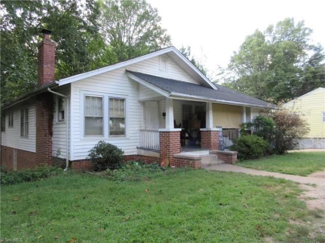 1456 Miller Street, Winston Salem, NC 27103 (MLS #903516) :: Kristi Idol with RE/MAX Preferred Properties